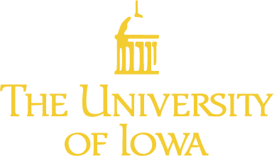 logo for University of Iowa